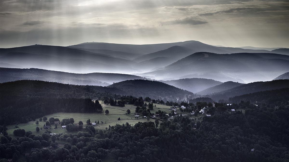 Хрустальная долина - Чехия