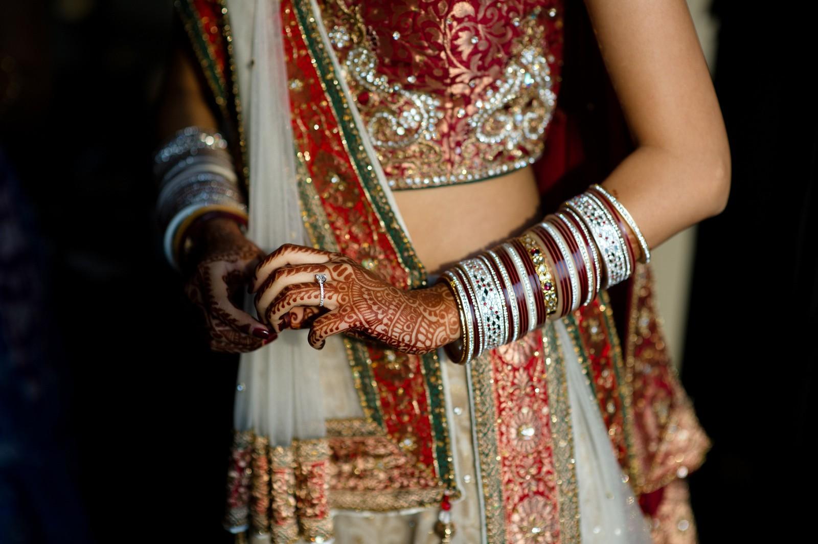 Свадебные сари