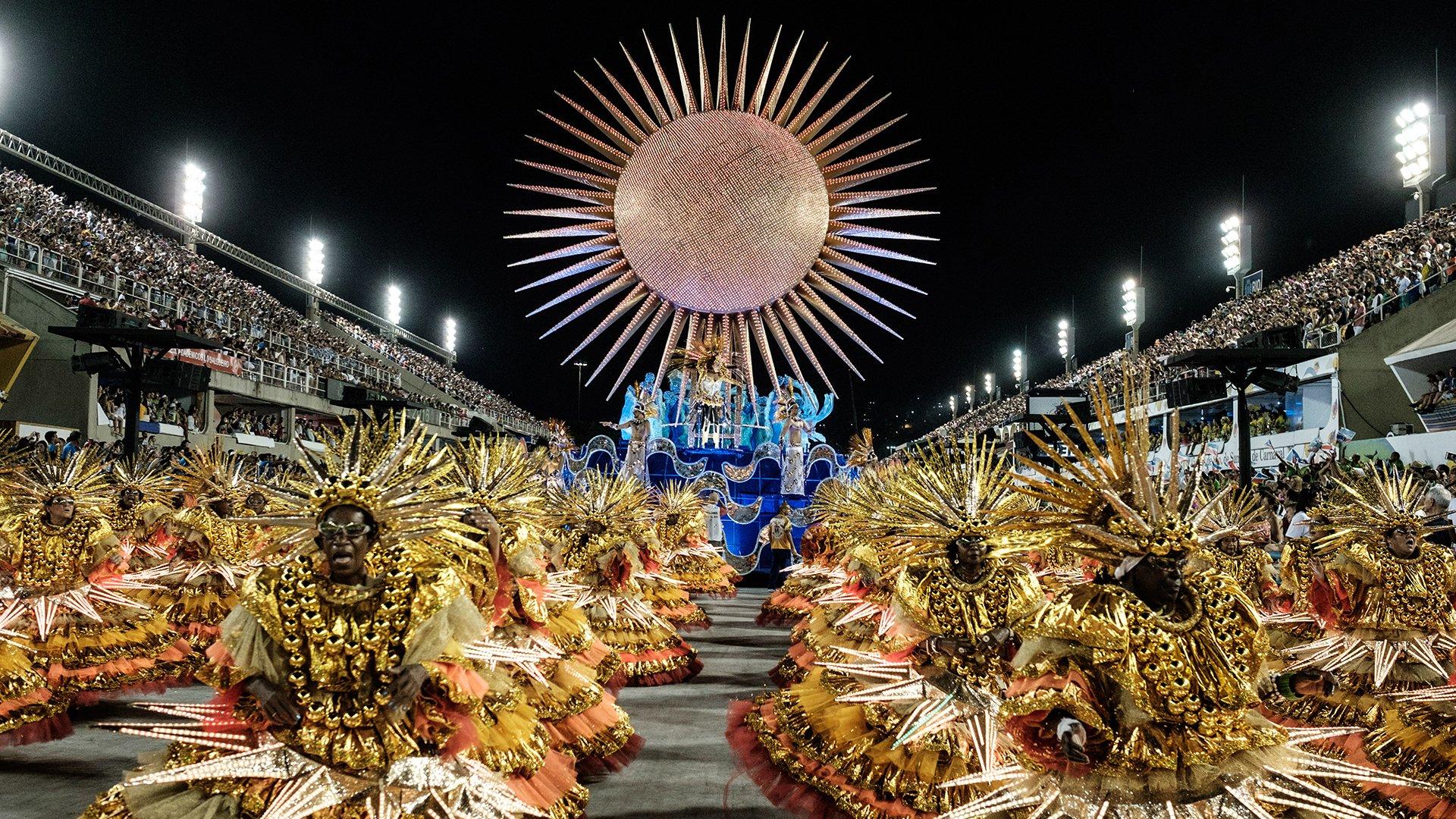 Феерия карнавала