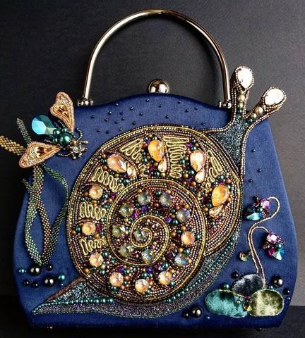 Дизайн дамской сумочки