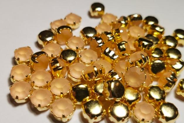 Матовые кристаллы