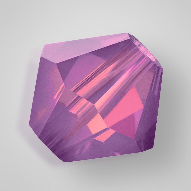 Хрустальные бусины - Биконусы - - 4mm - - (в одной упаковке 720 шт.) - - ame.opal