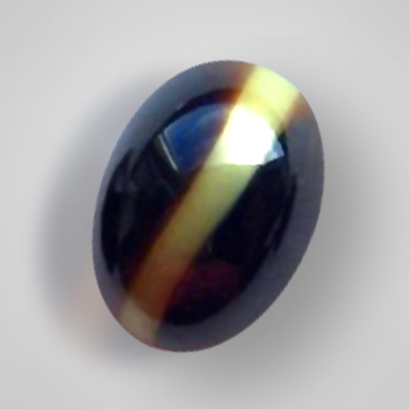 18x13 mm Jet Brown Flare 00369 фото