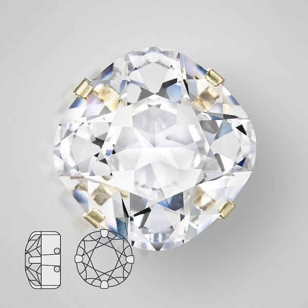 Камни 71939010/01 | preciosa-shop.ru | Light Colorado Topaz 10 mm